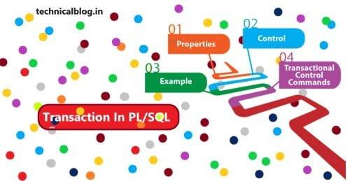 transaction in pl/sql